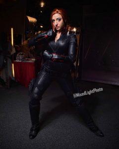 @CodeNameCitadel as Black Widow