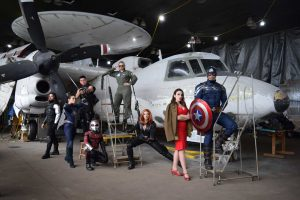 The NY Avengers Charity Cosplay Group