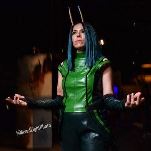 @momthecosplayer as Mantis
